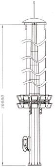 تولید کننده برج برج نوری